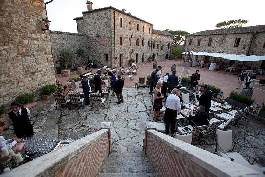 Castel Monastero wedding venues in italy8 - Luxury Wedding Gallery