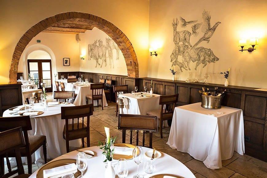 Castel Monastero wedding venues in italy9 - Luxury Wedding Gallery
