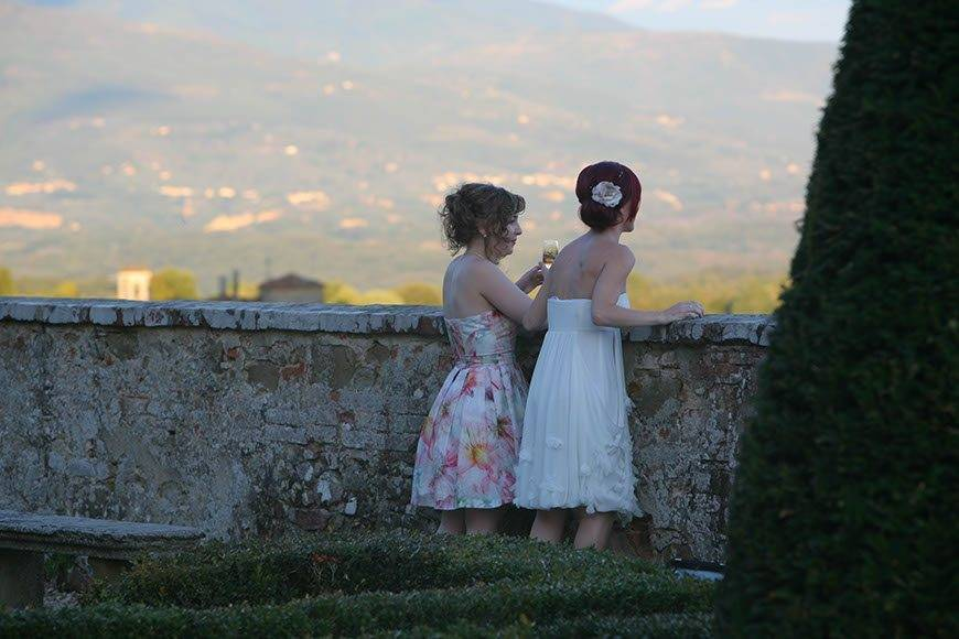 Chianti Hills Wedding - Luxury Wedding Gallery