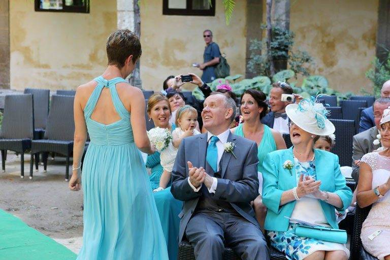 Colour Theme Wedding - Luxury Wedding Gallery