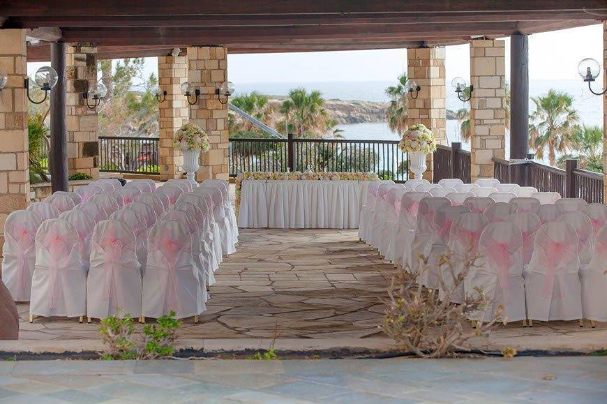 Coral Beach with paphos Weddings Made Easy - Luxury Wedding Gallery