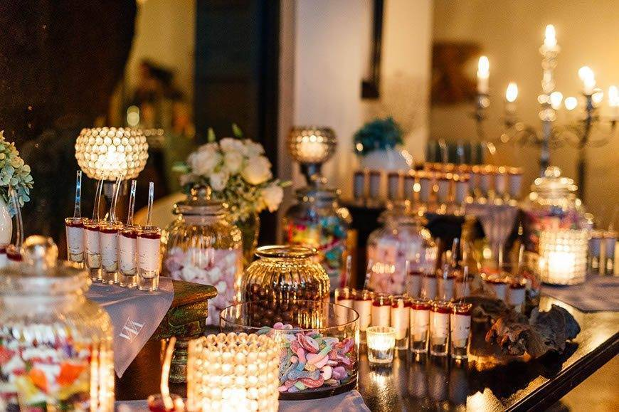 Decadent cuisine - Luxury Wedding Gallery