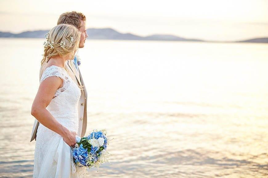 Dream Weddings Mykonos Sunset - Luxury Wedding Gallery