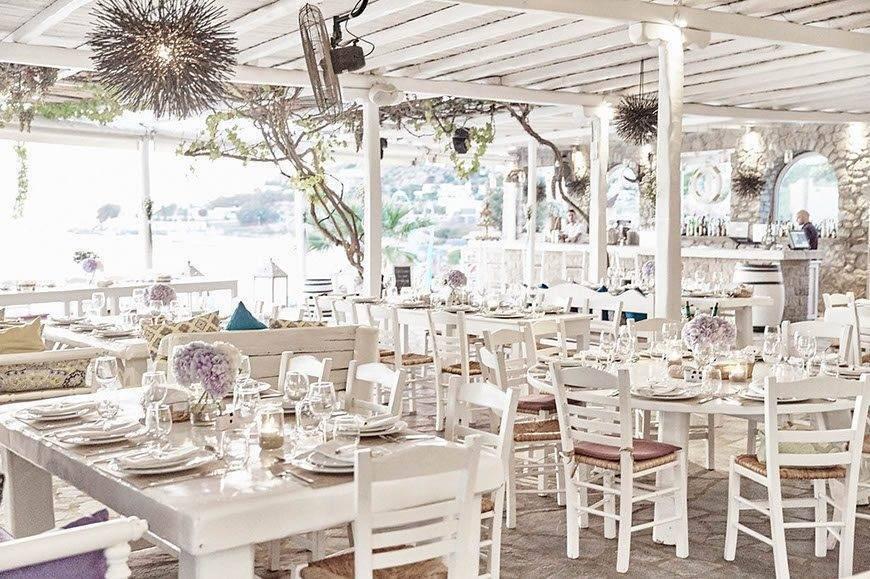 Dream Weddings Mykonos Wedding venue - Luxury Wedding Gallery