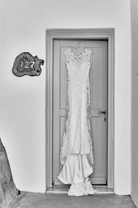 Dream Weddings Mykonos wedding dress - Luxury Wedding Gallery