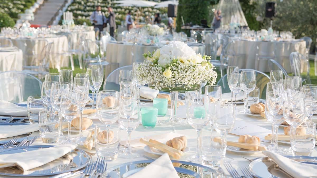 Fine table setting - Luxury Wedding Gallery