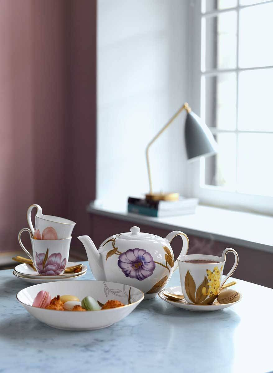 Flora tea JPG - Luxury Wedding Gallery
