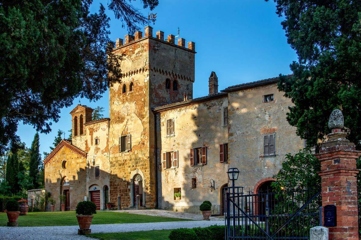 Historical Wedding Venue in Umbria - Luxury Wedding Gallery
