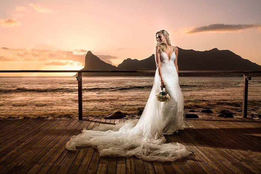 Home of the South African sunset - Luxury Wedding Gallery