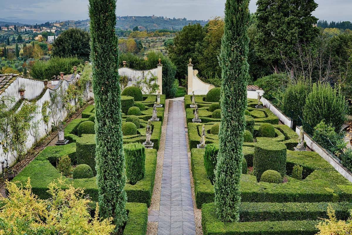 Italian Gardens - Luxury Wedding Gallery