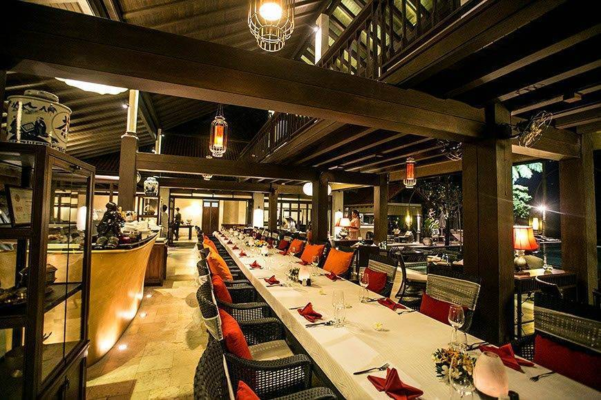 Le Me%CC%81ridien Koh Samui Resort Spa Dinner at Latest Recipe Restaurant - Luxury Wedding Gallery