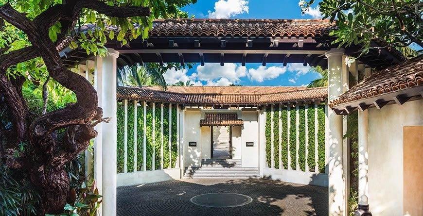 Le Me%CC%81ridien Koh Samui Resort Spa Hotel Entrance - Luxury Wedding Gallery