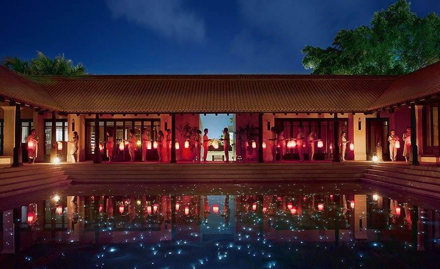 Le Me%CC%81ridien Koh Samui Resort Spa The Hub Lobby - Luxury Wedding Gallery