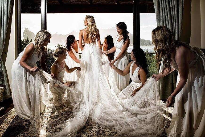 Magnificent Photographic location - Luxury Wedding Gallery