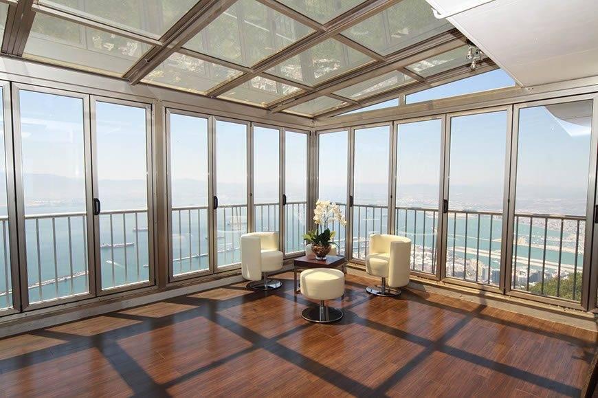 Mons Calpe Suite terrance - Luxury Wedding Gallery