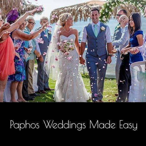 PaphosWeddingsMadeEasy logo - Luxury Wedding Gallery