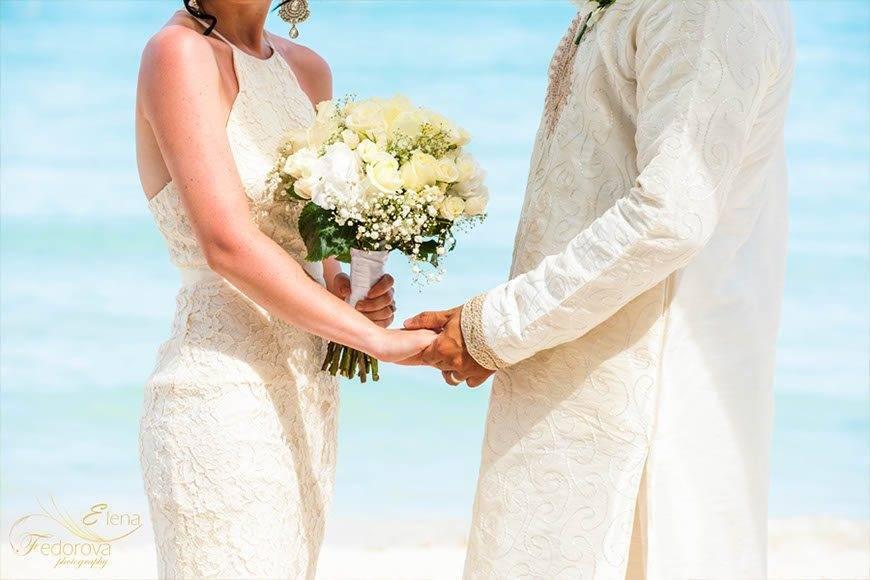 Papillon Weddings Events Caribbean Sea Ceremony 3 - Papillon Weddings & Events – Portfolio
