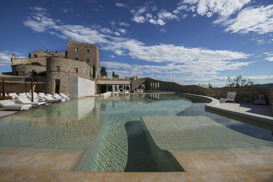 Pool View 2 - Luxury Wedding Gallery