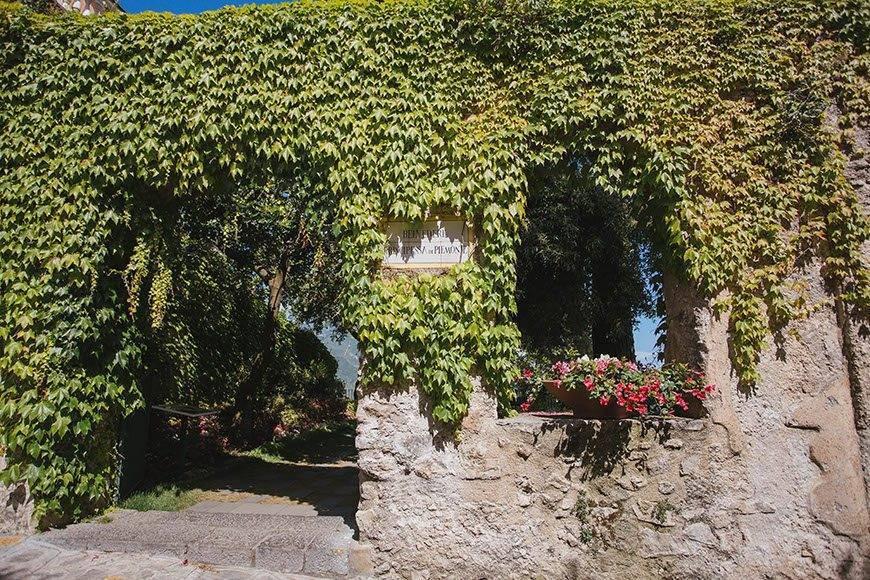 Ravello Ceremony Location - Luxury Wedding Gallery