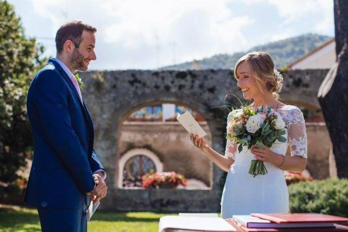 Ravello Elope Couple - Luxury Wedding Gallery