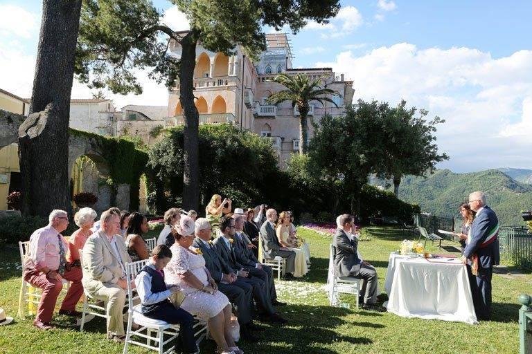 Ravello Wedding - Luxury Wedding Gallery