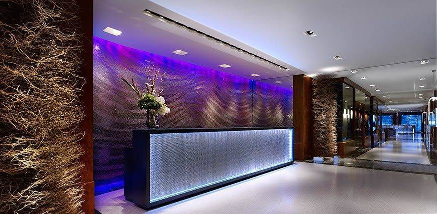 Reception area Hotel President Wilson a Luxury Collection Hotel Geneva - Luxury Wedding Gallery