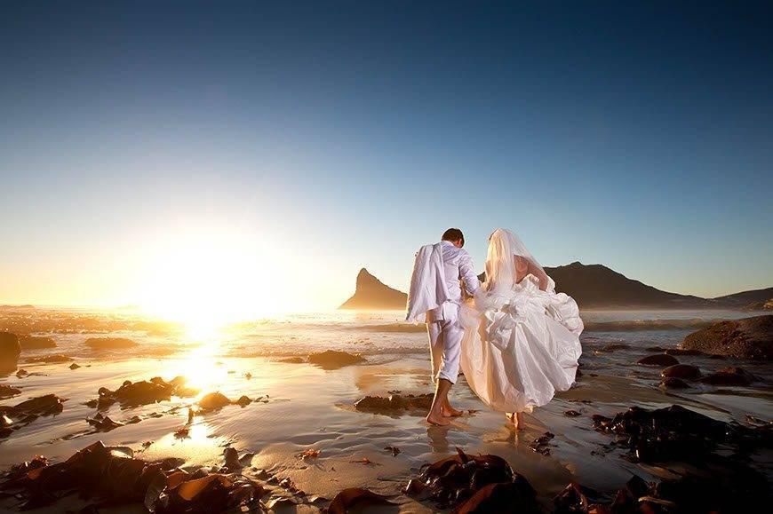 Romantic Photo Opportunities - Luxury Wedding Gallery