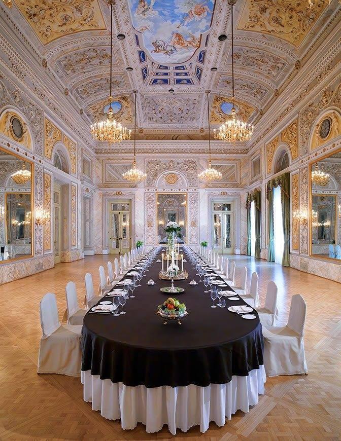 Salone Delle Feste - Luxury Wedding Gallery