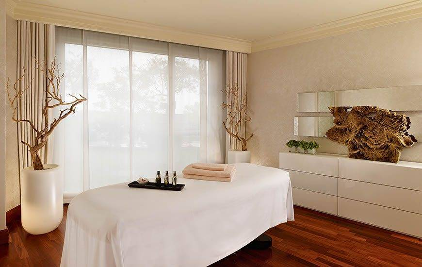 Spa La mer VIP treatment room Hotel President Wilson a Luxury Collection Hotel Geneva - Luxury Wedding Gallery