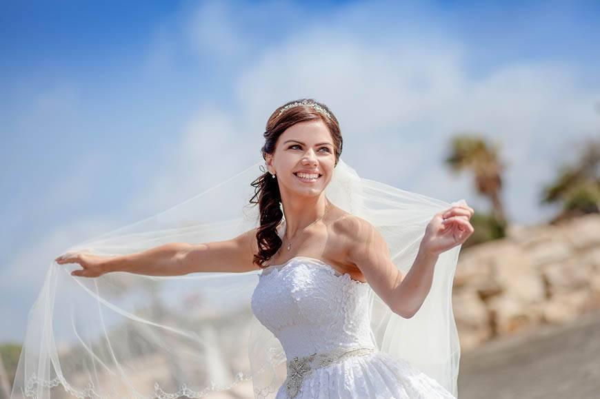 Stunning Kefalos with Paphos Weddings Made easy - Luxury Wedding Gallery