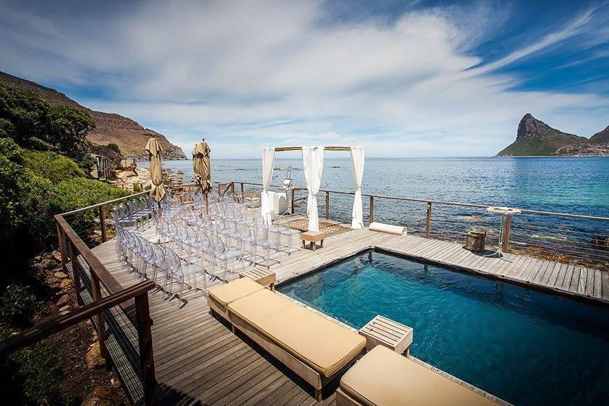 Summer weddings at the pool - Luxury Wedding Gallery