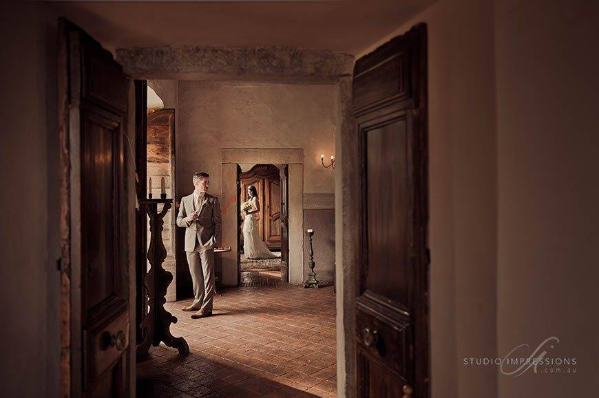 Tuscan Villa - Luxury Wedding Gallery