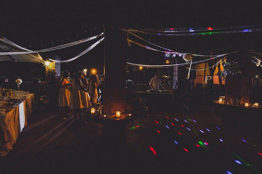 Tuscany Evening Party - Luxury Wedding Gallery