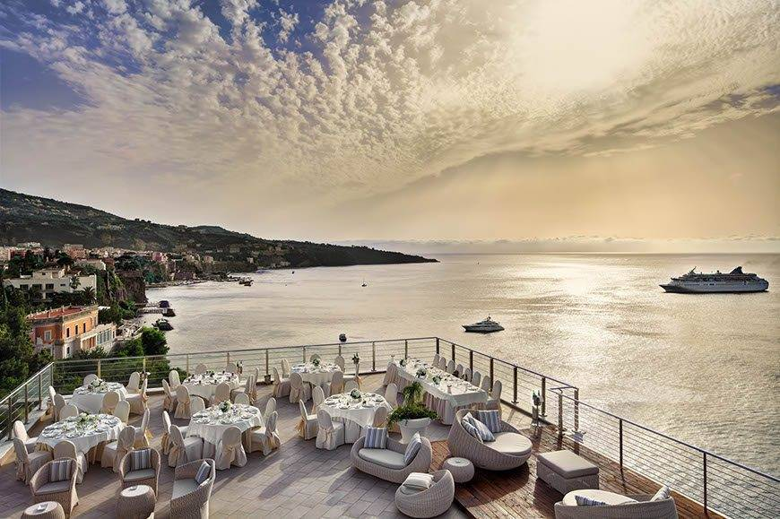 Vista Sky Bar ready for Wedding 1 - Luxury Wedding Gallery