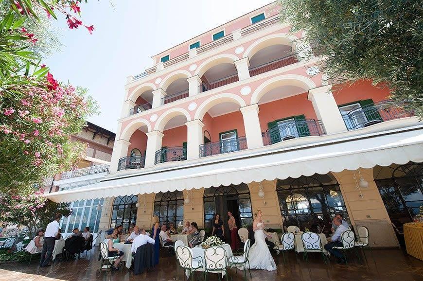 Vittoria Excelsior Hotel Wedding Sorrento - Luxury Wedding Gallery