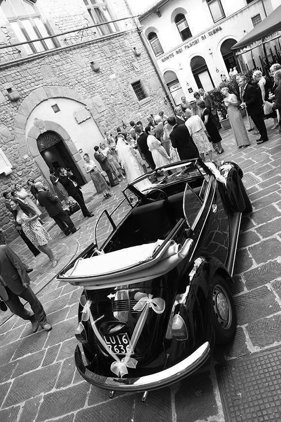 Wedding Car - Luxury Wedding Gallery