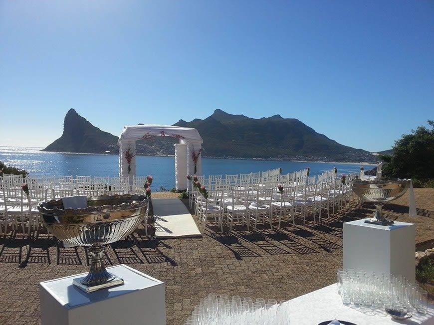Wedding Ceremonies with Ocean Views - Luxury Wedding Gallery
