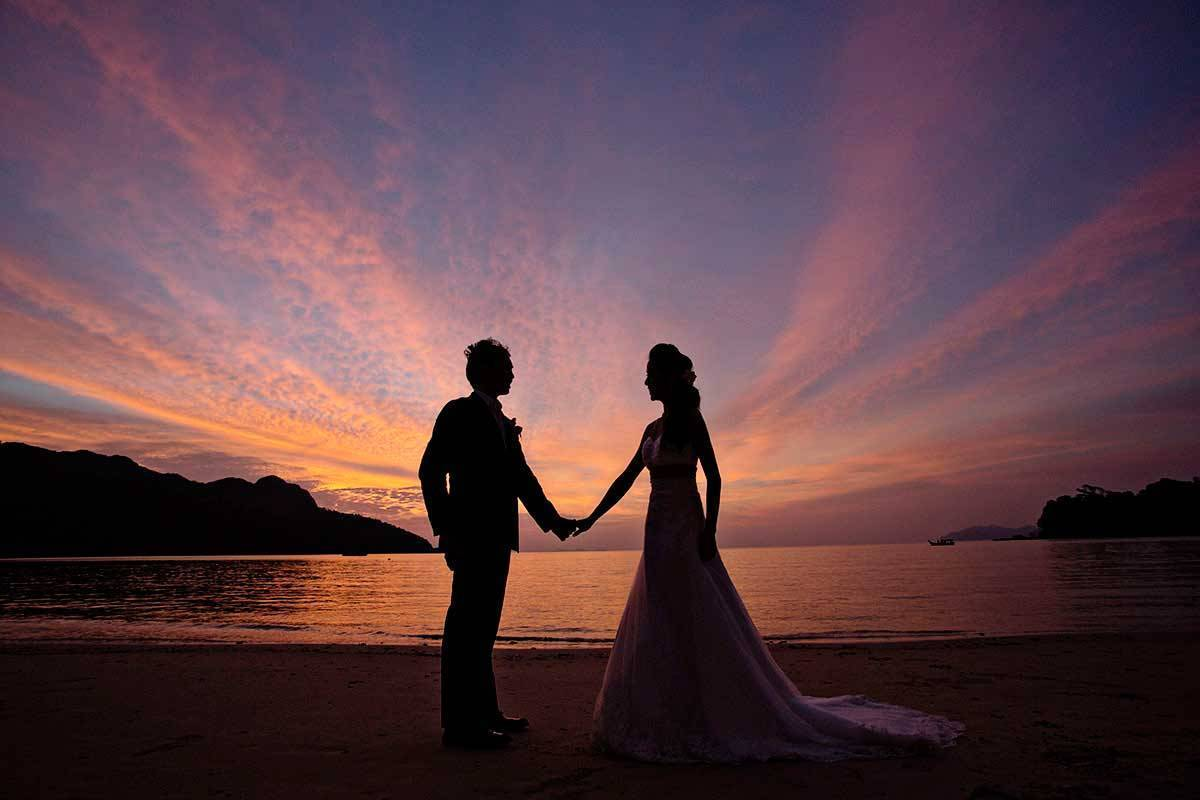 Wedding-Ceremony-with-Sunset-View-1
