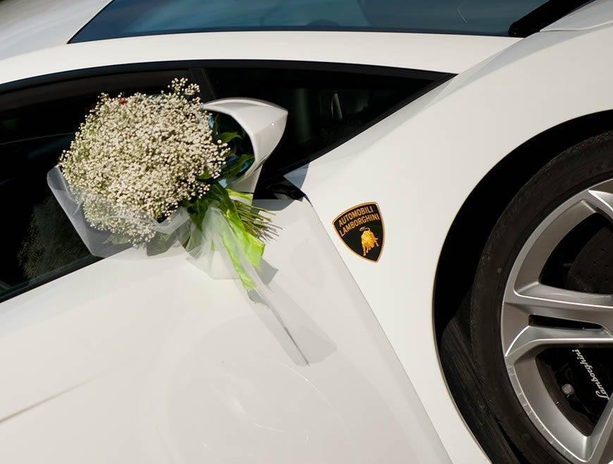 Wedding car Visionnaire Wedding planner - Luxury Wedding Gallery