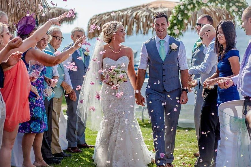 Wedding celebrations with Paphos Weddings Made Easy - Luxury Wedding Gallery