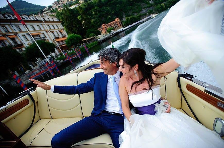 Wedding in Como Lake Visionnaire Wedding planner - Luxury Wedding Gallery