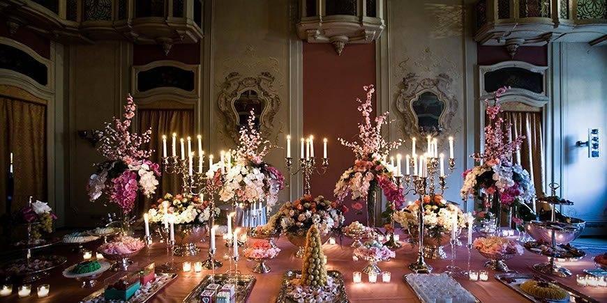 Wedding sweet table Visionnaire Wedding planner - Luxury Wedding Gallery