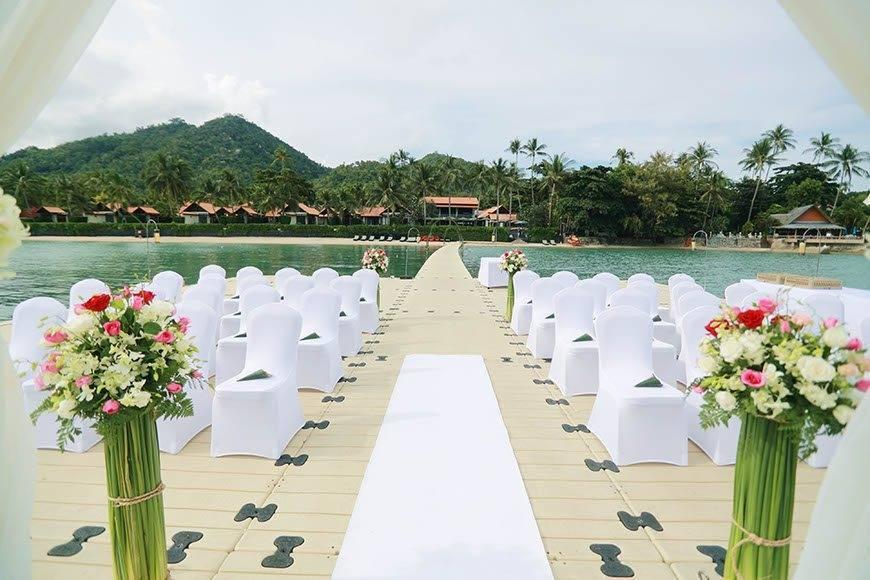 Western Wedding at Ocean Pier 06 - Luxury Wedding Gallery