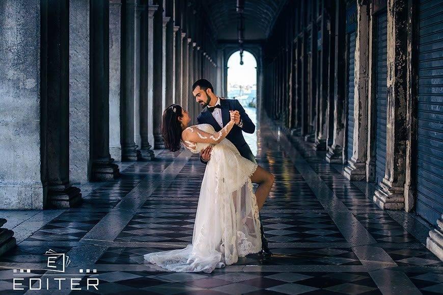bride-groom-dance-san-marco-italy