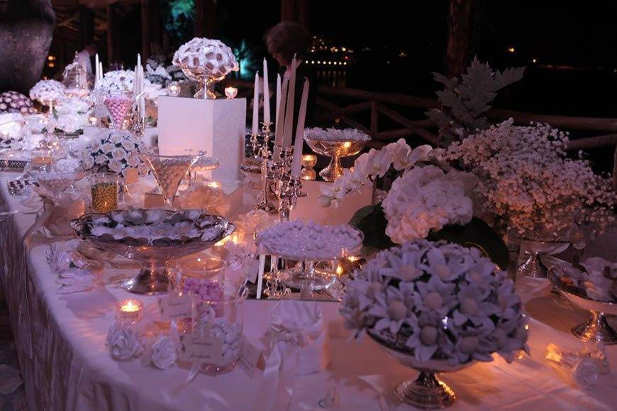 candy table - Luxury Wedding Gallery