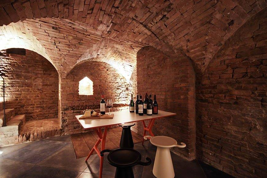 cellar - Luxury Wedding Gallery