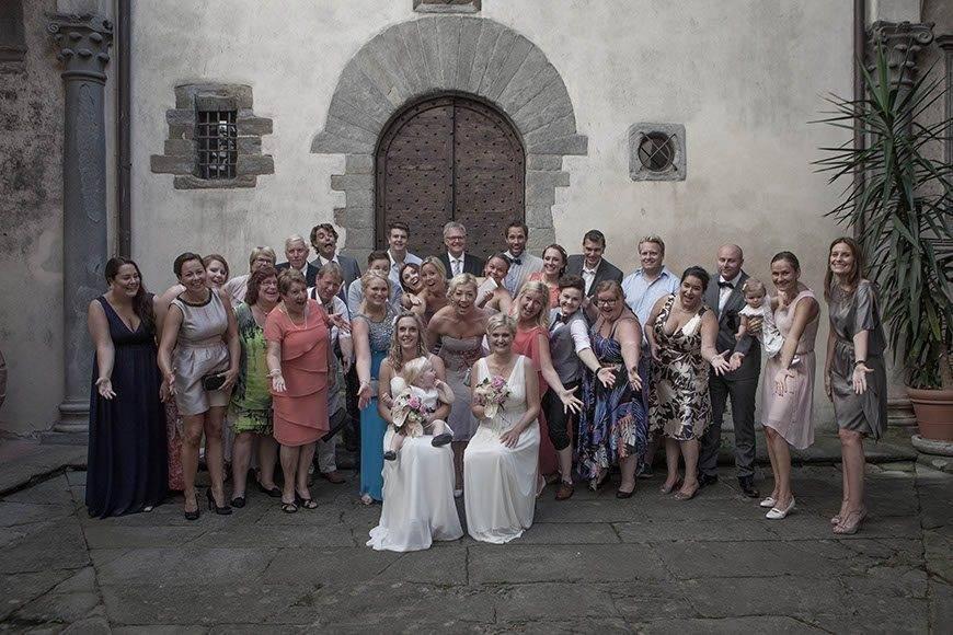 gay wedding in tuscany - Luxury Wedding Gallery