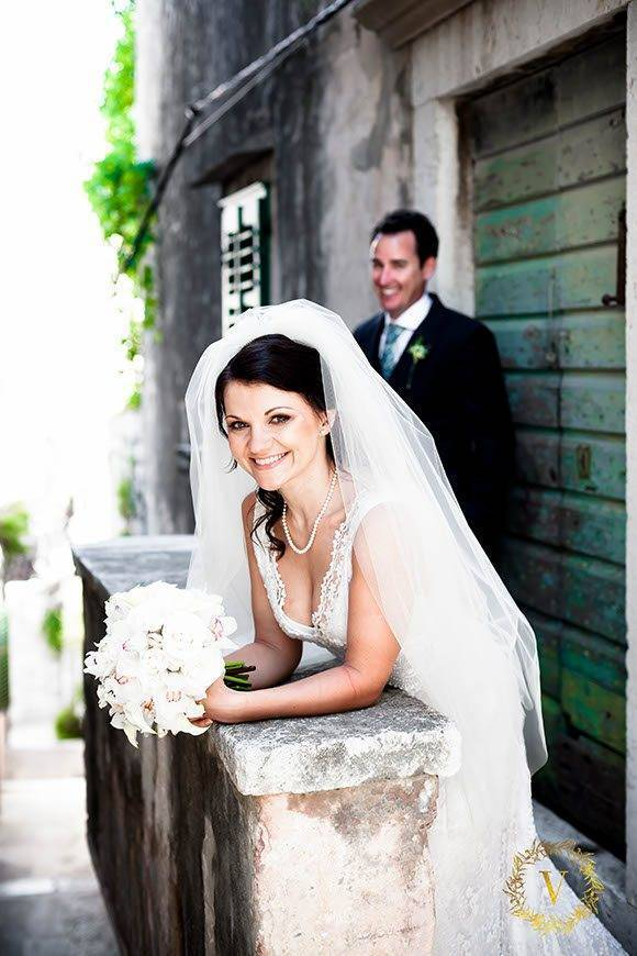 gorgeous-Dasha-and-Andrew-during-photoshoot-along-ancient-streets-of-Hvar-town