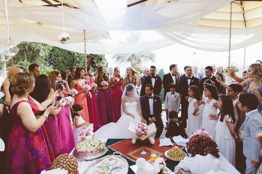 iranian wedding in sicily hotel timeo060 - Luxury Wedding Gallery