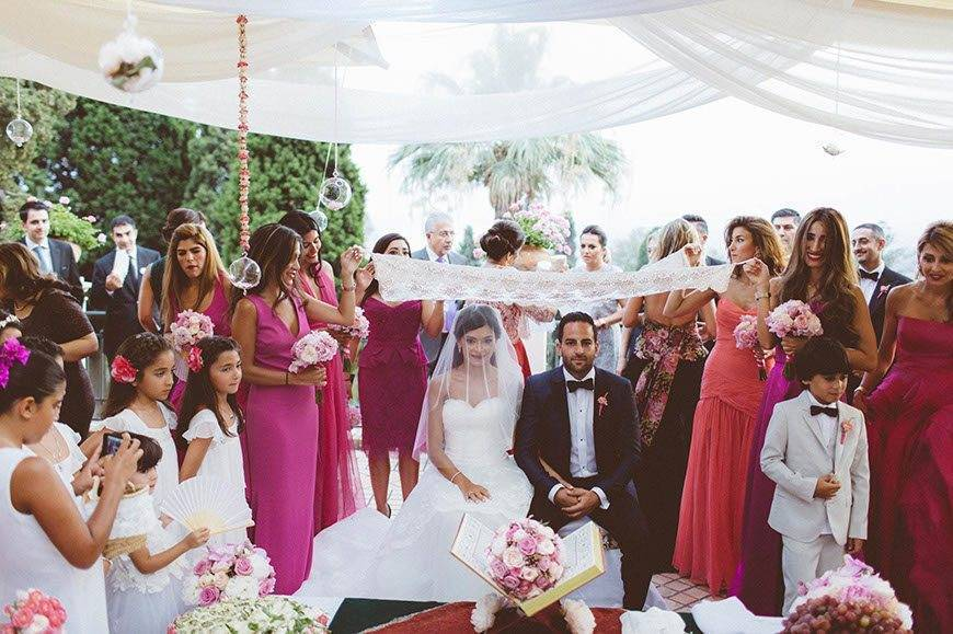 iranian wedding in sicily hotel timeo062 - Luxury Wedding Gallery
